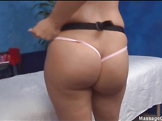 Hot 18 year old acquires screwed hard by her massage therapist!