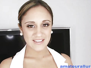 `Lynn is a Twenty one year old nursing student from sunny Florida. This is her First `on camera` sex scene and this doll does a great job. Oral pleasure Sex that is... That Playgirl drops down and starts sucking my penis and then presents her snatch for a good hard fu`