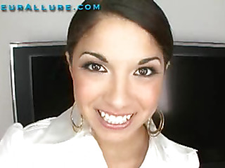 Madaline is Twenty years old, and currently enrolled as nursing student at a nearby community college. This is her First time having sex on camera. I had her blow me and I face drilled her silly. Then I slid my hard dong into her constricted wet twat and drilled her hard. Then I discharged my load in her mouth and that babe drank it down.