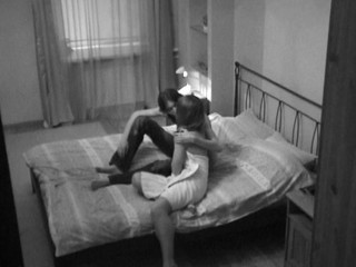 Livecam lens captures a sexy sex in the bedroom with a nasty lady