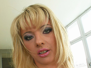 Deepthroating and hard sex are exactly the things that this little blond floozy needed. This Sweetheart receives totally destoryed in advance of swallowing a big load of goo.